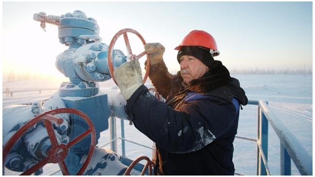 Россия обошла себя же в добыче нефти и газа