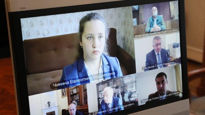 Губернатор Петербурга рассказал об основах развития российского общества