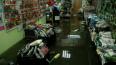 В Приморском районе Петербурга затопило магазин с ...