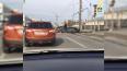Audi влетела в столб на пересечении набережной Обводного ...