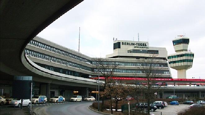 Берлинский аэропорт закрывался из-за бомбы времен Второй мировой