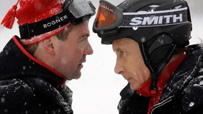 В здоровом теле - здоровый дух. Путин хочет видеть в каждом россиянине как минимум олимпийца