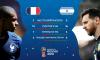 Матч сборных Франции и Аргентины: где и когда смотреть?