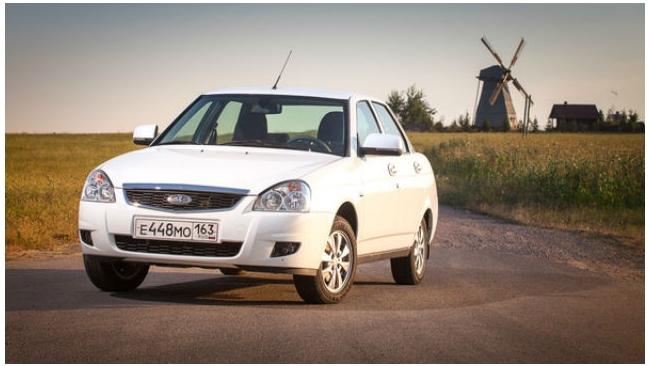 """АвтоВАЗ"" начал продажи Lada Priora c двигателем 1,8 литра"
