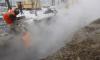 В Петербурге за день прорвало три трубы с кипятком