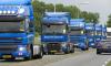 В Кингисеппском районе введут запрет на проезд большегрузов