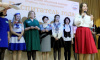 Лучшая воспитательница дошкольного детского учреждения в Выборге работает в детском саду №3