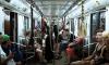 В петербургском метро появились поручни из женских волос