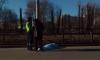 На Матроса Железняка машина насмерть сбила женщину на пешеходном переходе