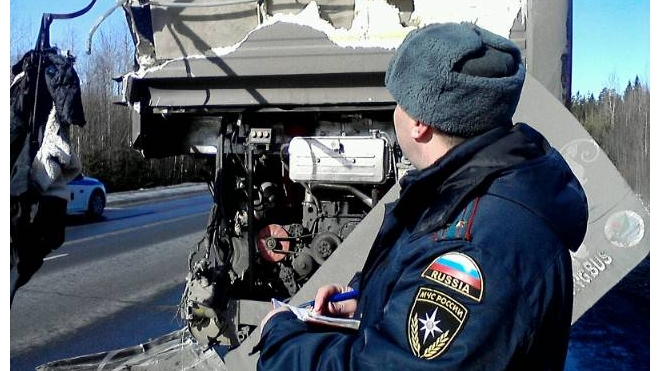 ДТП в Ленобласти: пятеро погибших