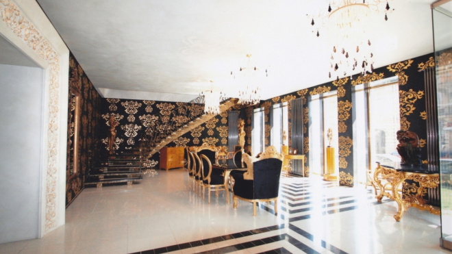 В Петербурге продают квартиру за 650 миллионов рублей