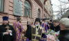 НаПетроградской сторонеоткрыли мемориальную доску в честь архитектора Петербургской епархии