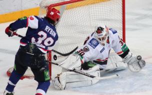 Петербургский СКА обыграл московский ЦСКА 4:2