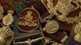 На слёте коллекционеров в Петербурге мужчина украл ...