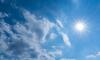 Понедельник в Петербурге будет солнечным