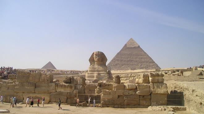 Под Каиром нашли гробницу эпохи древнеегипетских фараонов