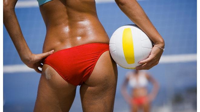Турнир выходного дня по пляжному волейболу в парке 300-летия