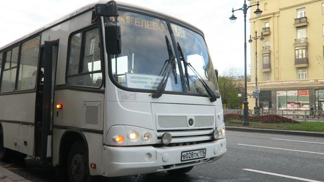 Смольный наметил транспортную реформу на 1 ноября 2021 года