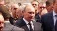 Путин принялучастие в закладке двух фрегатов в Петербур...