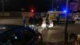 Пассажирка такси пострадала в ДТП на Светлановском ...