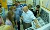Студенты Краковской Горной Академии прошли практику  в Горном университете