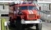 На стоянке в Купчино огонь уничтожил четыре грузовика