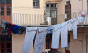 Петербуржцев просят не сушить белье на балконах во время ПЭФ