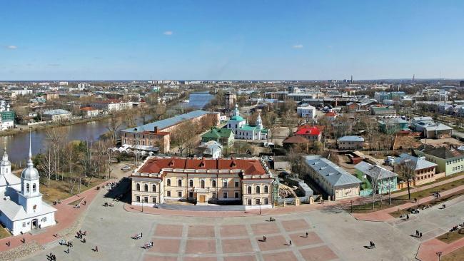 В Вологодской области ослабили ограничительные меры