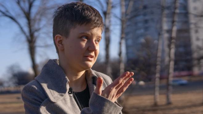 ЛГБТ-активистка Юлия Цветкова объявила голодовку