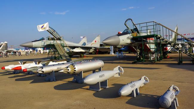 США заявили о готовности к диалогу с Россией и Китаем по военным технологиям