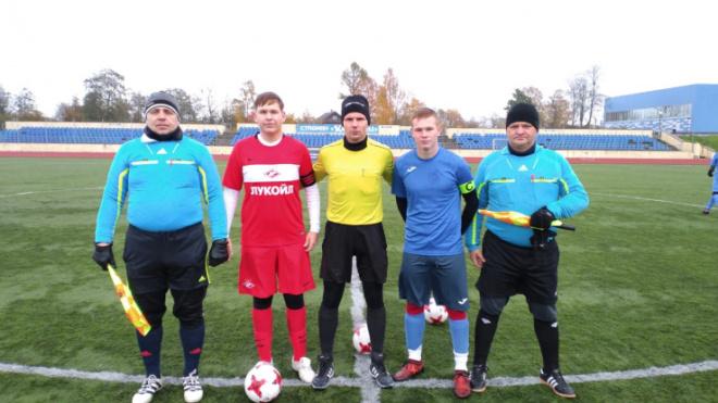 В Ленобласти завершились игры Всероссийского первенства по футболу