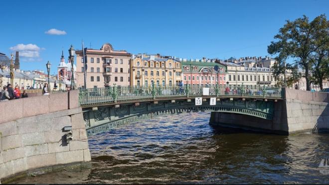Первый Инженерный мост у Михайловского замка отремонтируют за 35 млн рублей