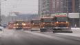 В Ленобласти дорожники готовятся к снегопаду