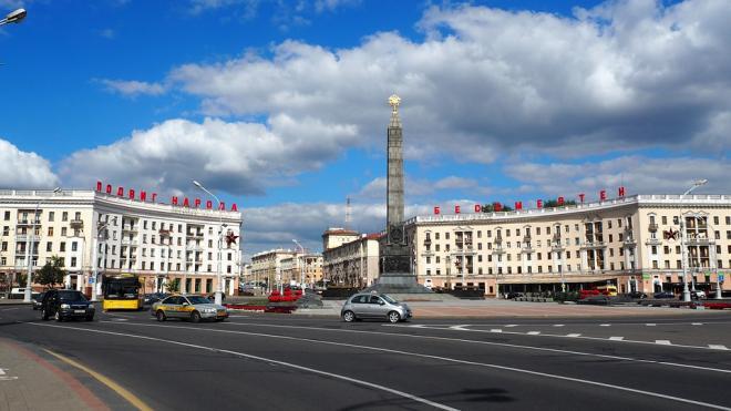 Минск попросил США не вмешиваться в дела республики