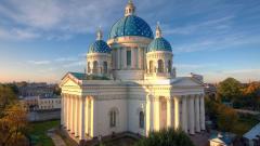 Троице-Измайловский собор в Петербурге начнут реставрировать с 29 марта