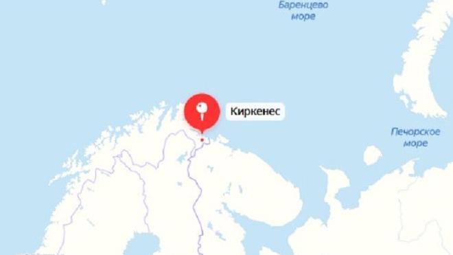 Автобус с российскими моряками съехал в кювет в Норвегии