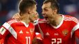 Футболисты сборной России сдали более 300 допинг-проб