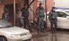 В Василеостровском районе неизвестные украли железные ограждения с детской площадки