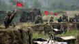 На полигоне в Ленобласти начались тактические учения