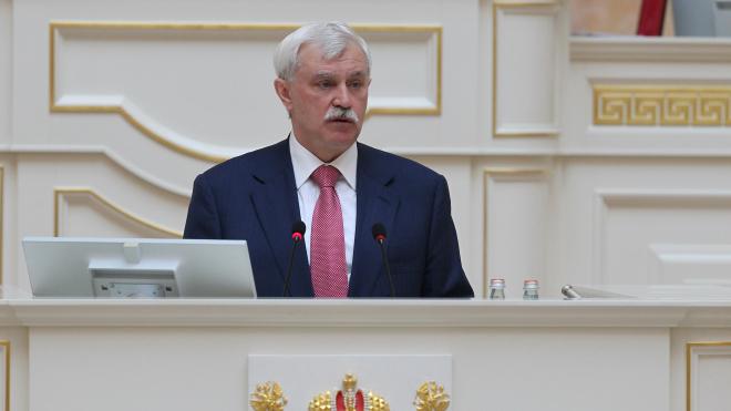 Полтавченко выйдет на новую работу на следующей неделе