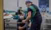 Врачи Елизаветинской больницы спасли петербурженку после падения с 15-метровой высоты