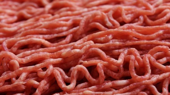 В Морском порту Петербурга забраковали 42 тонны бразильского мяса