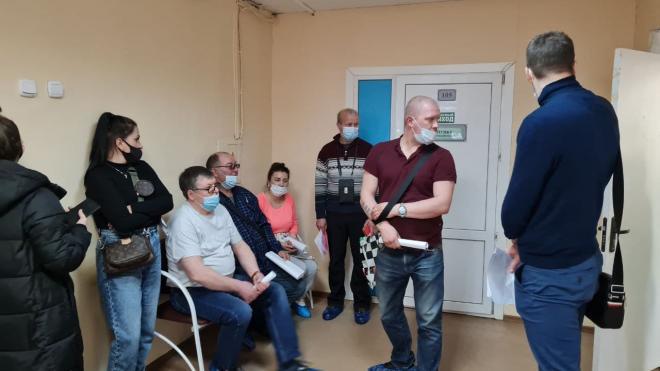 Граждане России, проживающие в Эстонии, сделали в Ленобласти прививку от коронавируса
