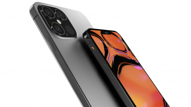 Четырехкамерный iPhone 12 Pro рассекретили до официального анонса