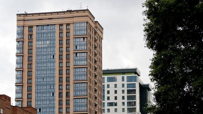 За год в Петербурге построят 3,7 млн кв. м жилья