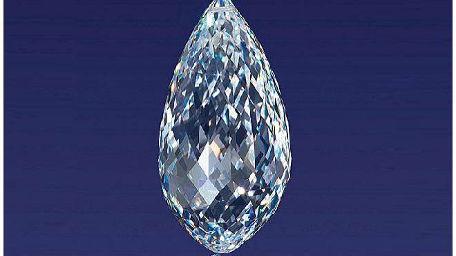 Крупнейший в мире бриллиант-бриолет продан за $11 млн
