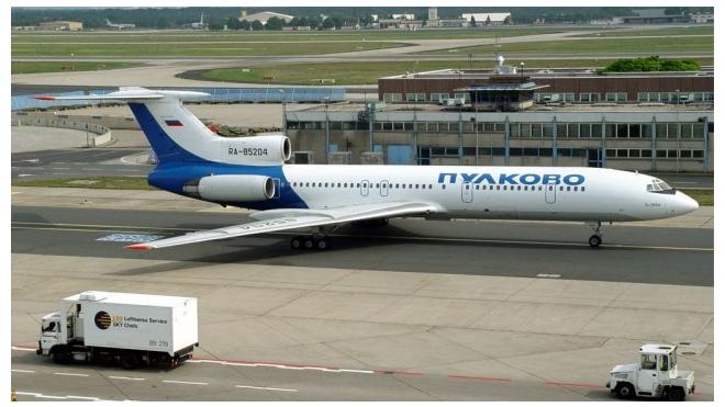 Петербургский аэропорт Пулково запустит новую заправочную систему в 2015 году