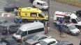Водитель автомобиля сбил мотоциклиста в Приморском ...