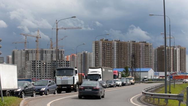 Отсутствие новых станций метро грозит превратить новые ЖК Петербурга в долгострои