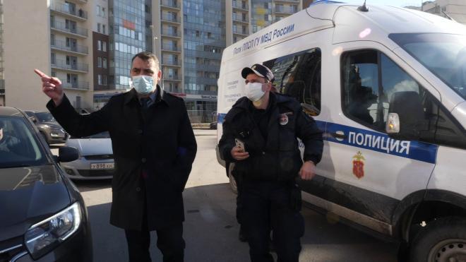 Полиция Приморского района задержала подозреваемого в избиении студента на улице Оптиков